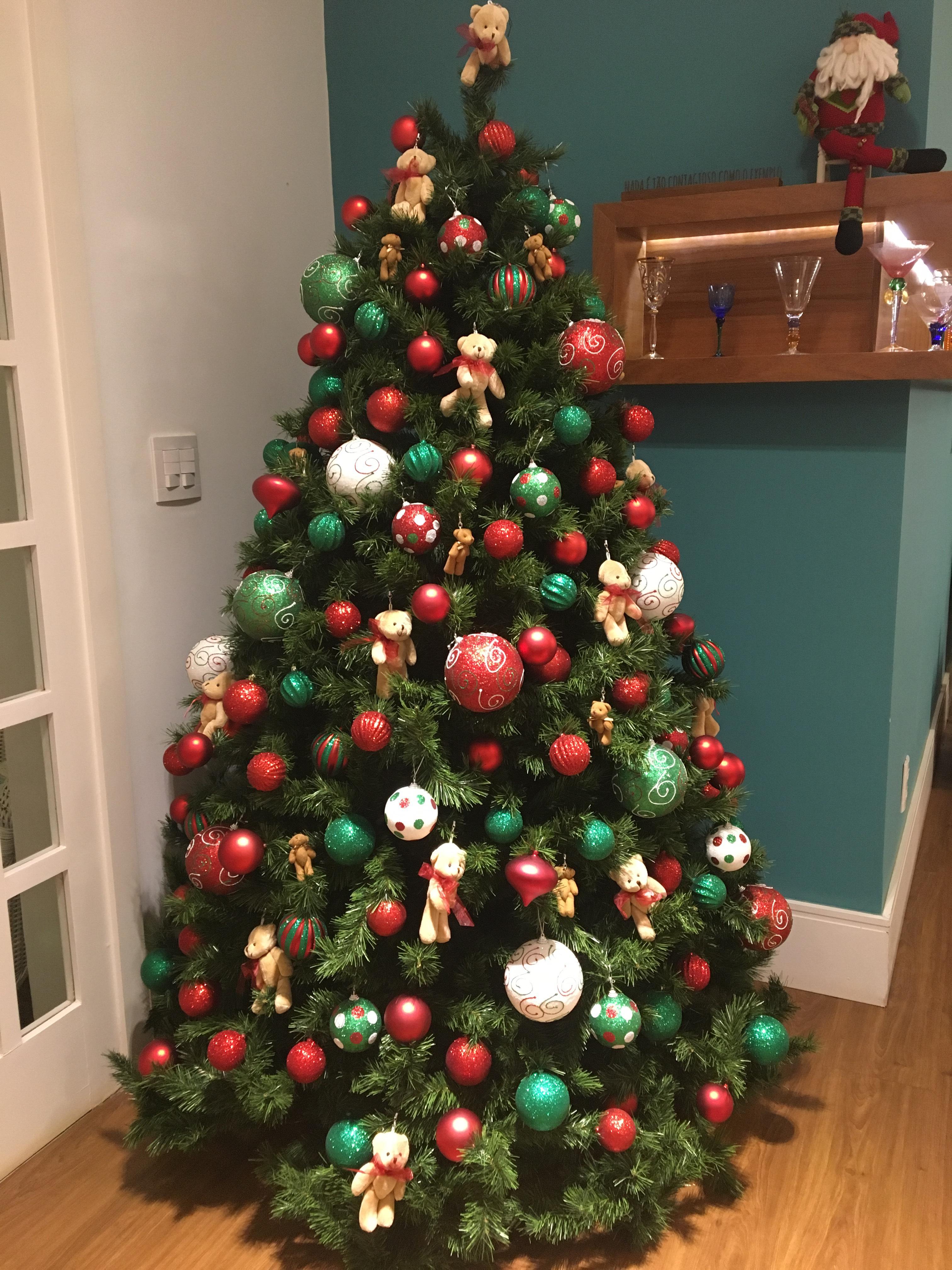 Então é natal: Vamos decorar a árvore?! - Diário do FB